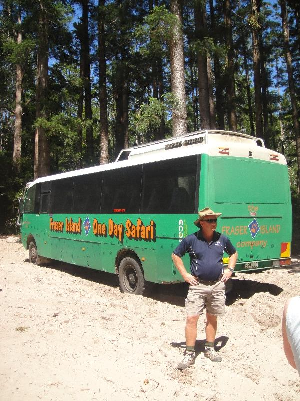 Fraser Island 4 WD Tour, Australia