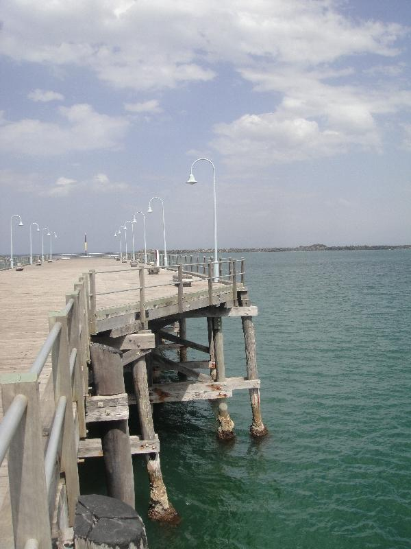 The jetty in Coffs Harbour, NSW, Coffs Harbour Australia