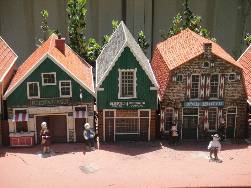 Dutch miniature village in Australia, Coffs Harbour Australia