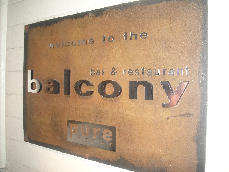 Restaurant The Balcony Byron Bay, Byron Bay Australia