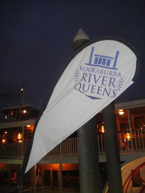 Kookaburra River Queens Boat Cruise, Brisbane Australia
