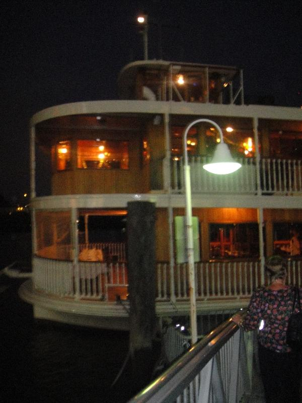 The Kookaburra River Queens boat, Brisbane Australia