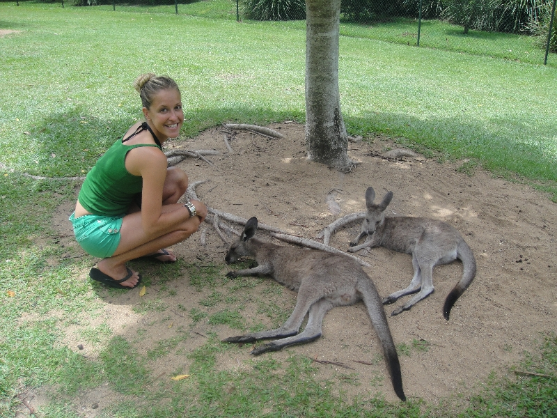 The Steve Irwin Australia Zoo in Beerwah, Queensland Trip Pictures