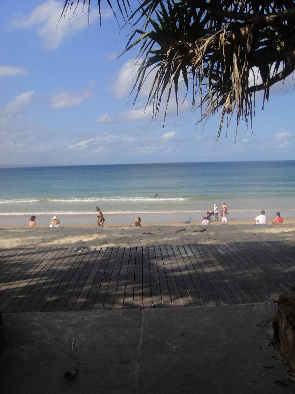 The surf beaches of Noosa Heads Australia Holiday Experience