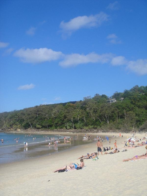 The surf beaches of Noosa Heads Australia Travel Review