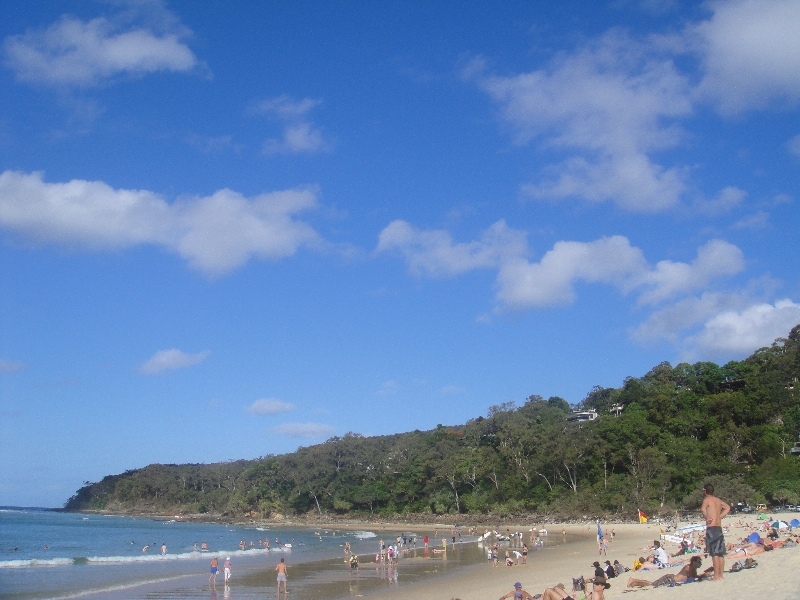 The surf beaches of Noosa Heads Australia Trip Review