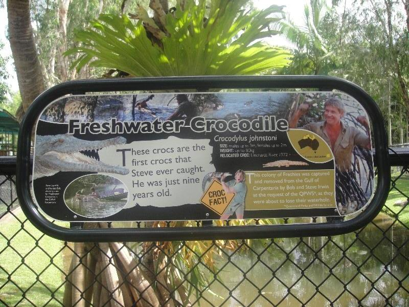 The Steve Irwin Australia Zoo in Beerwah, Queensland Vacation Photos