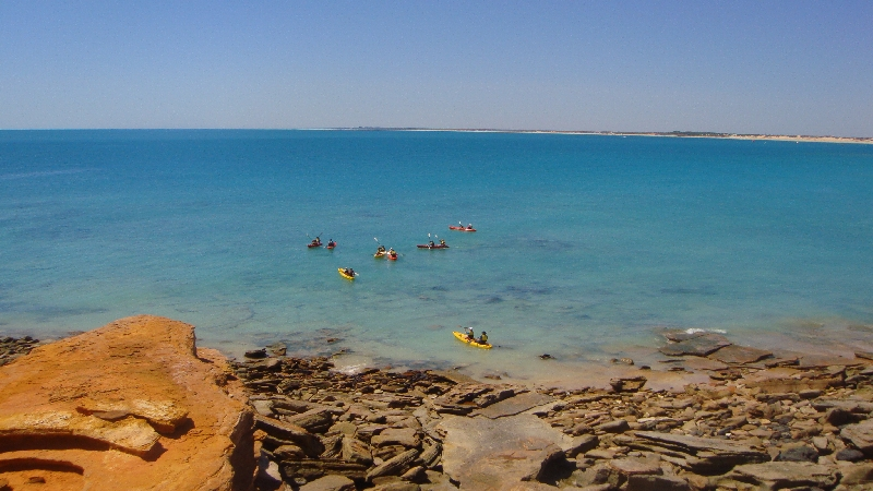 Pictures of Gantheaume Point, WA, Broome Australia