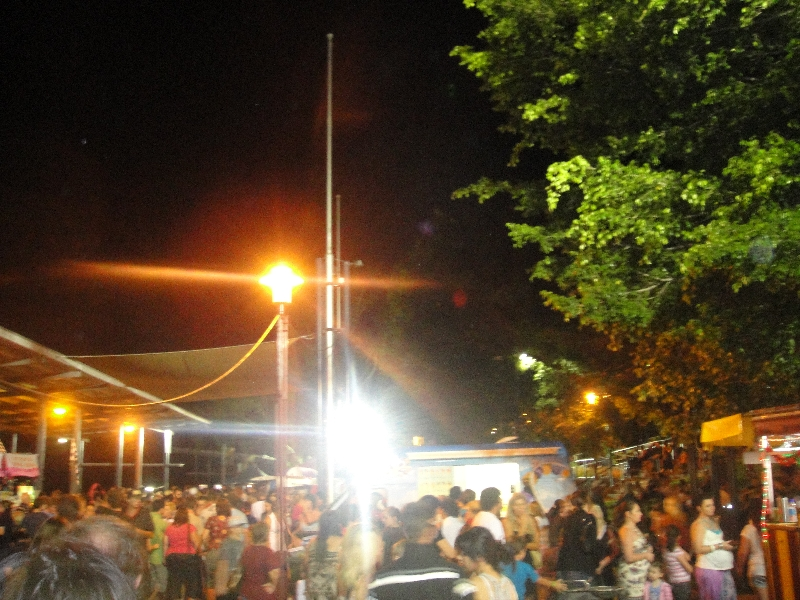 Rockhampton Christmas night markets, Australia