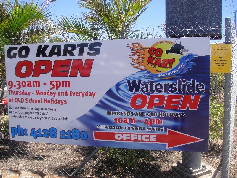 Go Kart!!!, Agnes Water Australia