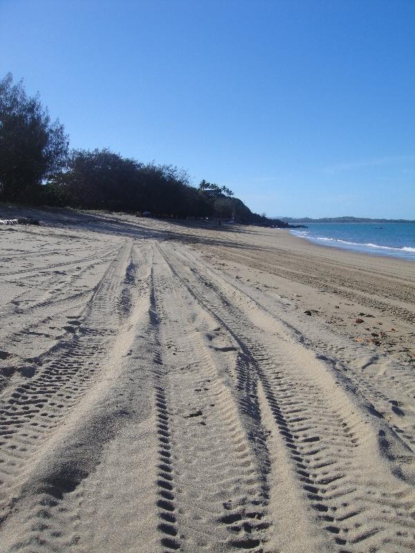 Eimeo Beach in Mackay, Australia