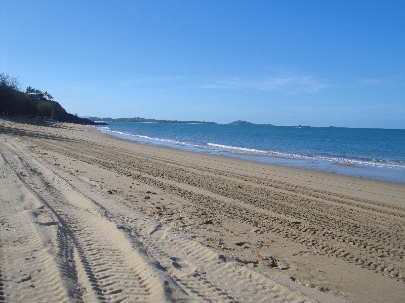 The northern beaches of Mackay, Australia