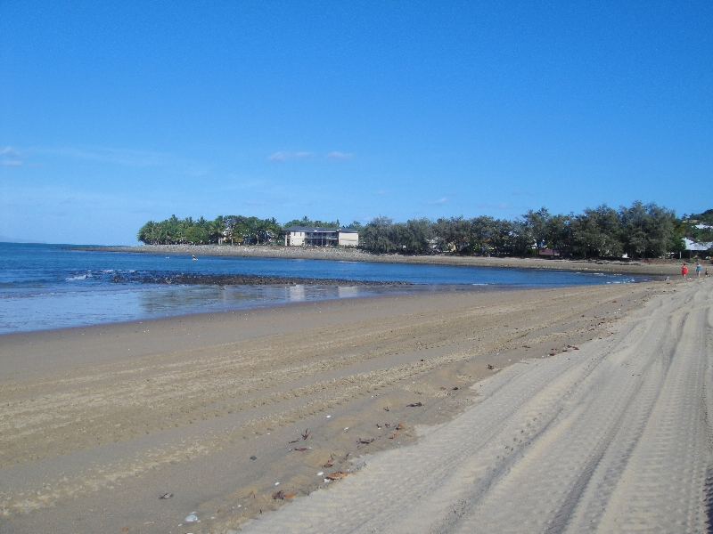 Eimeo Beach north of Mackey, Mackay Australia