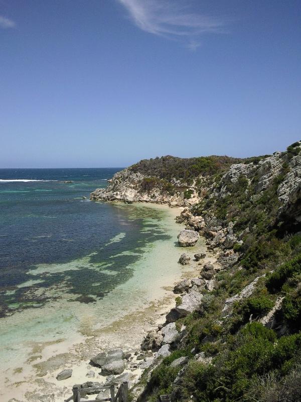 Rottnest Island Coastline, Australia