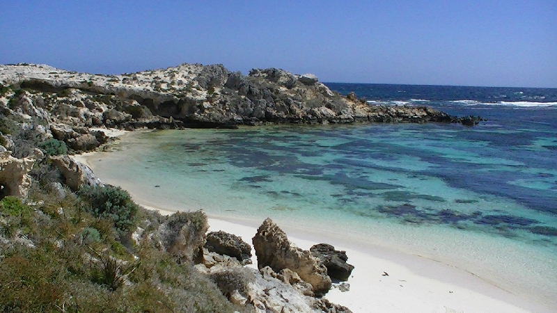 Check that view!, Rottnest Island Australia