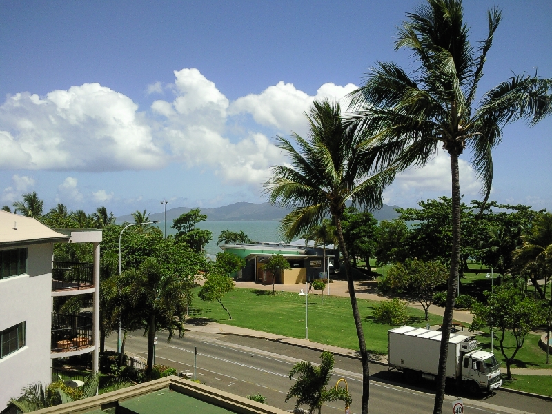 The Strand in Townsville, Australia