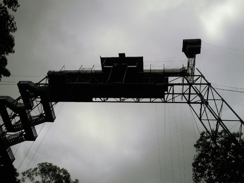 Photos of Bungy Jump platform in Cairns, Australia