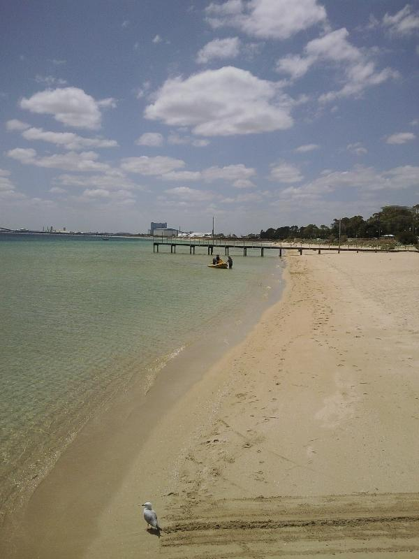 Beach pictures of Rockingham, Australia