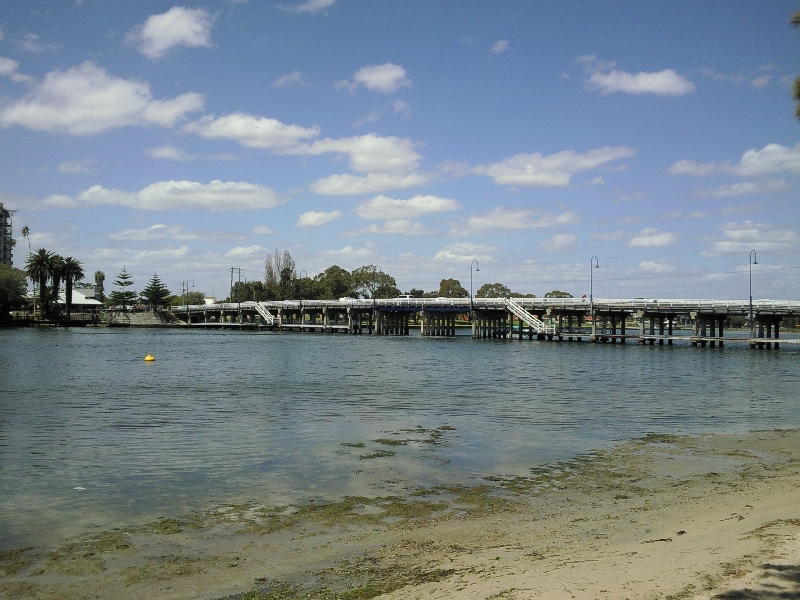 The Beach at Rockingham, Australia