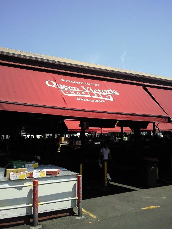 Melbourne Victoria Markets, Australia