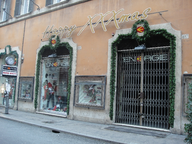Christmas in Rome, Italy, Italy