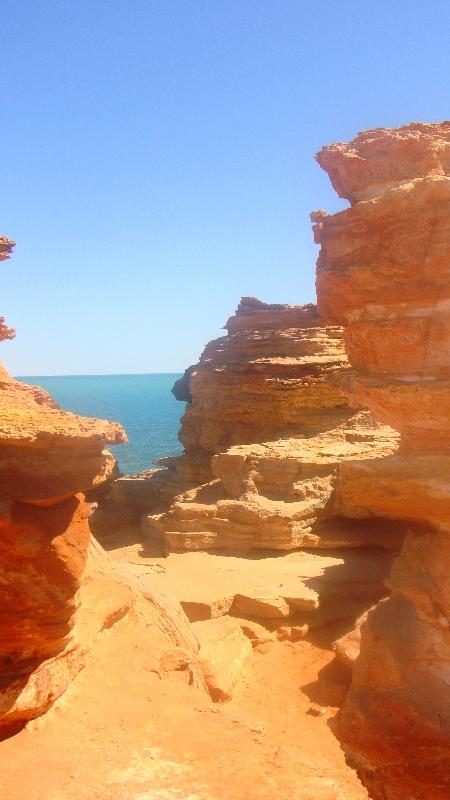 Broome Australia Gantheaume Point in Broome pictures