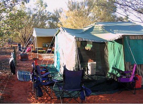Outback Pioneer Hotel and Lodge at Ayers Rock Resort Australia Travel Guide