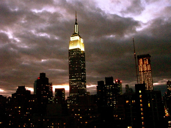 Empire State building, United States