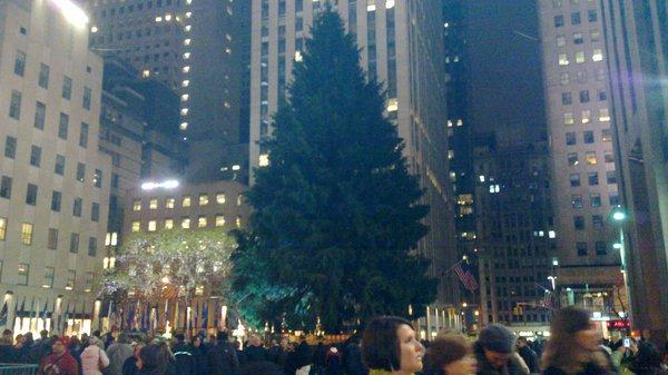 New York United States Rockefeller Center