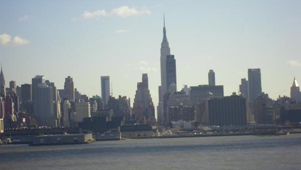 New York United States New York view