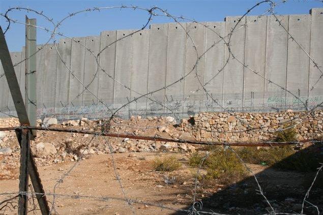 Checkpoint in Bethlehem, Israel, Israel