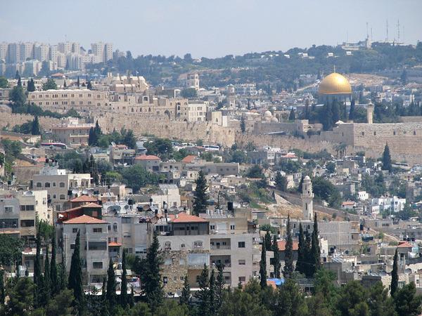 Panorama Armon Hanatziv, Israel