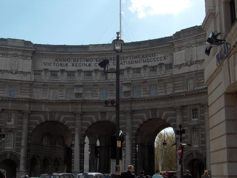 Admiralty Church: Anno Decimo Edwardi Septimi Regis, London United Kingdom