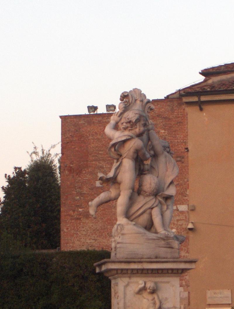 Piazza del Duomo in Pisa, Pisa Italy