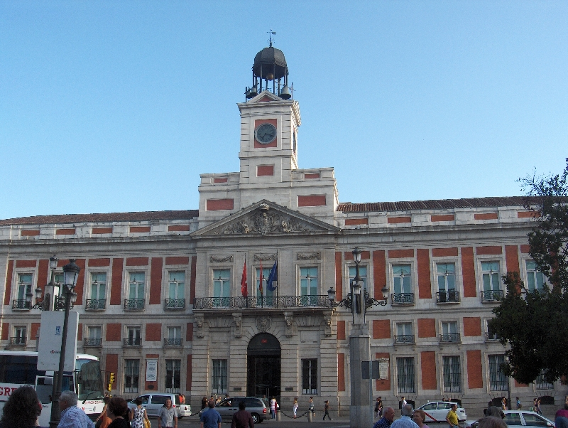 Round trip Spain: Madrid Vacation Picture
