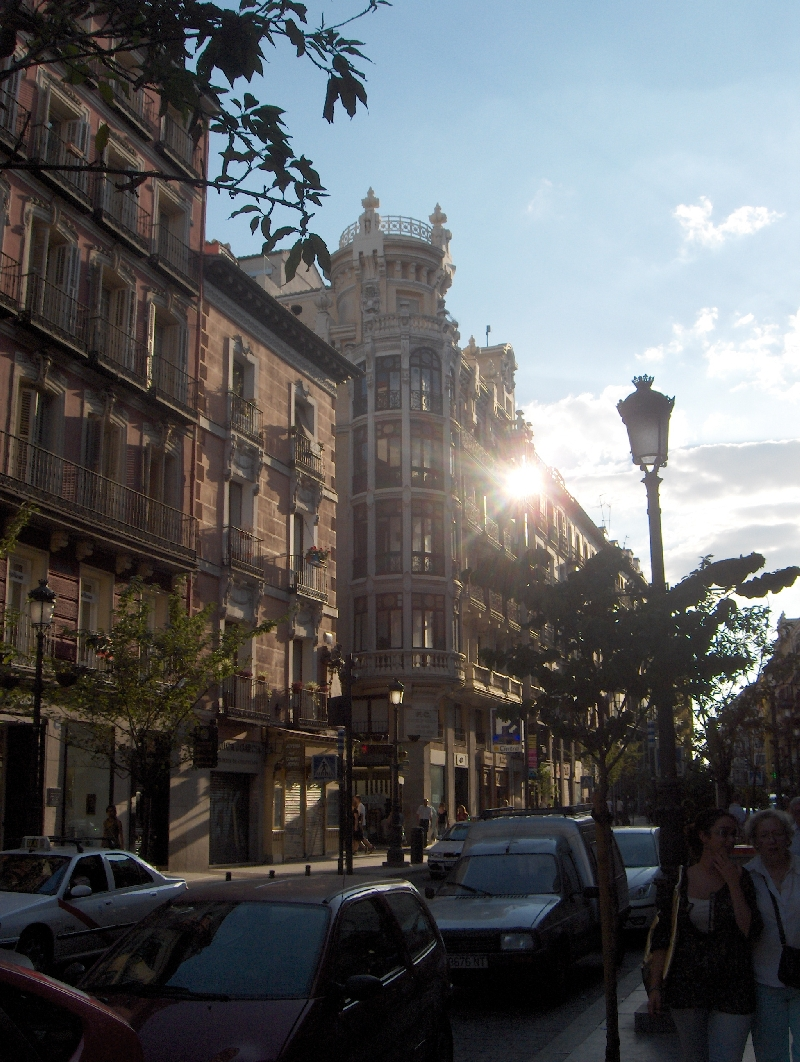 Round trip Spain: Madrid Diary Pictures