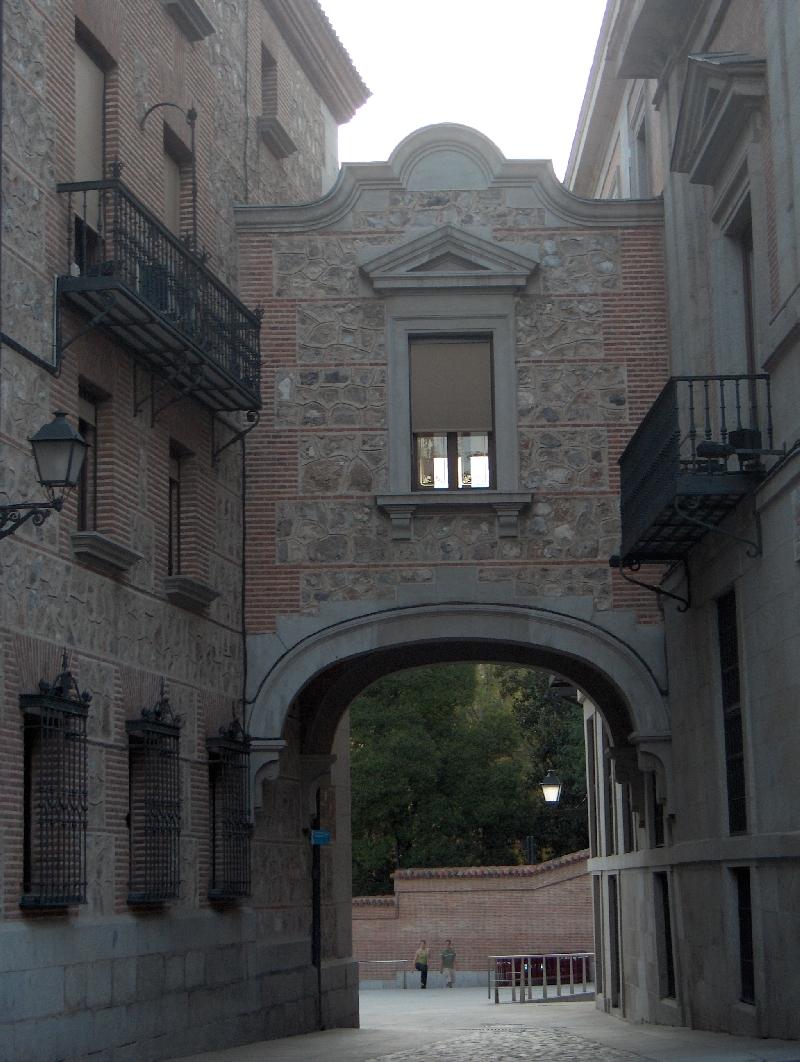 Madrid Spain Diary