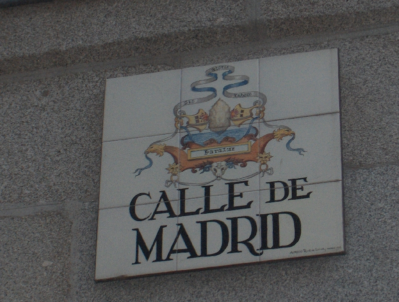 Round trip Spain: Madrid Trip Photographs