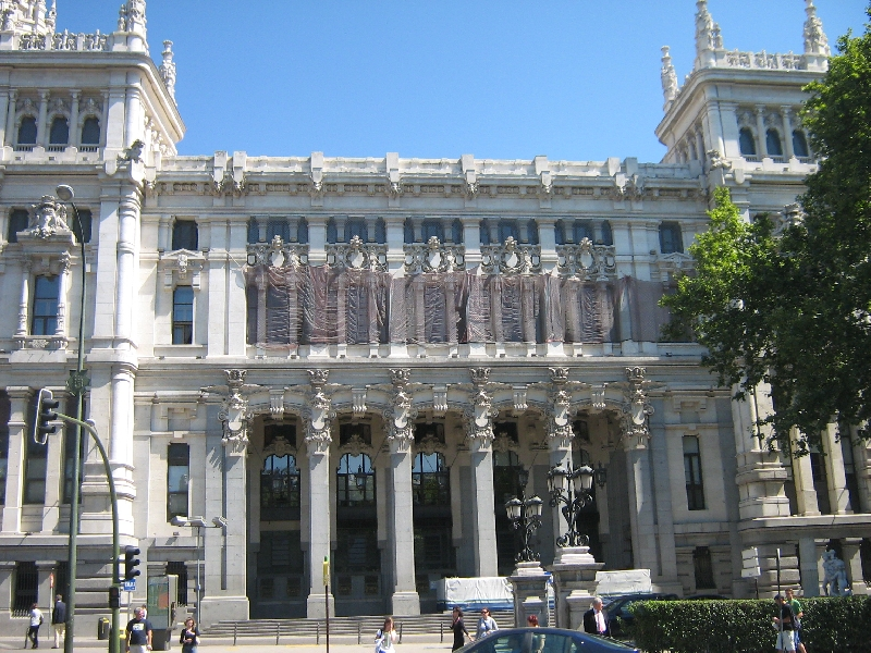 Round trip Spain: Madrid Travel Album