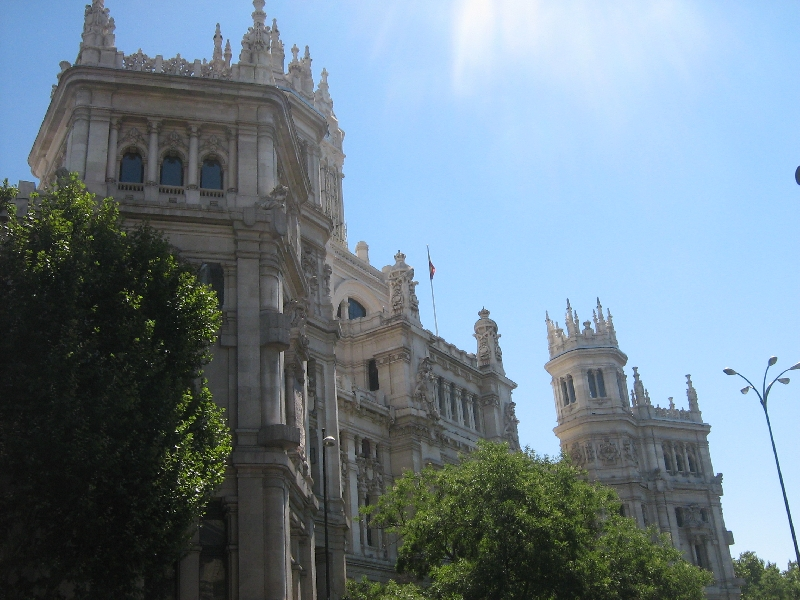 Round trip Spain: Madrid Trip Experience