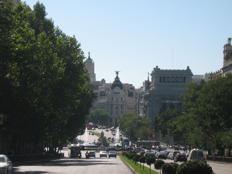 Round trip Spain: Madrid Blog Photo
