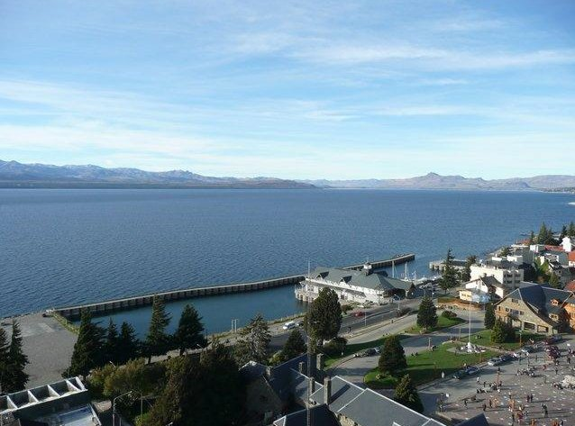 Amazing lookout at Bariloche, San Carlos de Bariloche Argentina