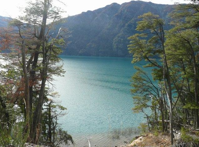 Mascardi Lake at San Carlos de Bariloche, Argentina