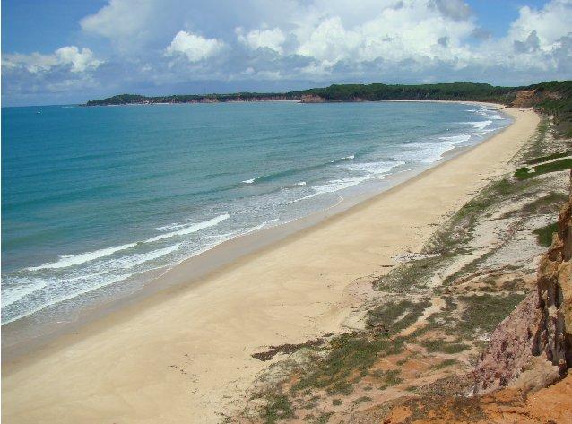 Praia de Pipa near Natal, Pipa Brazil