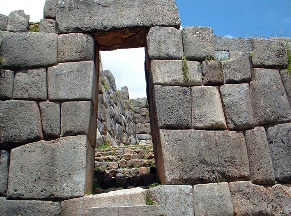 Ancient Inca Ruins in Peru, Peru