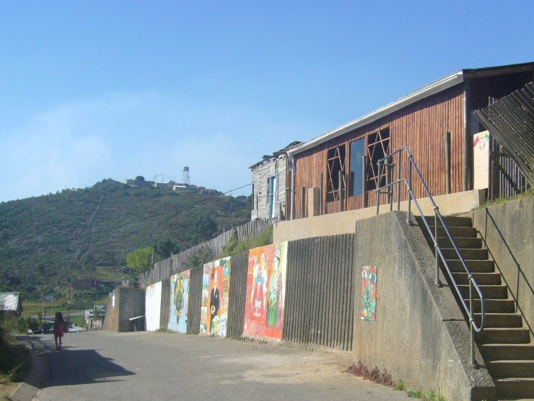 The Rastafarian Community in Knysna, Knysna South Africa