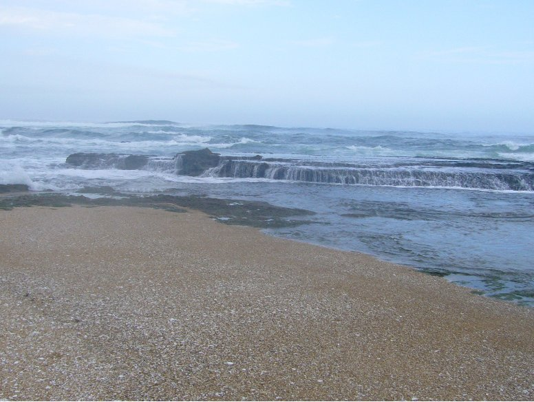 The beaches of the Garden Route, South Africa