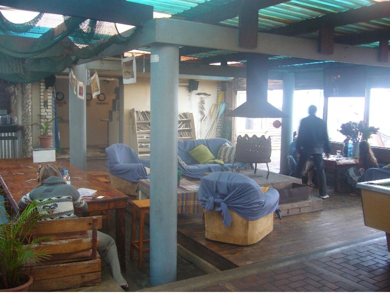 Good hostel in Knysna, South Africa, South Africa