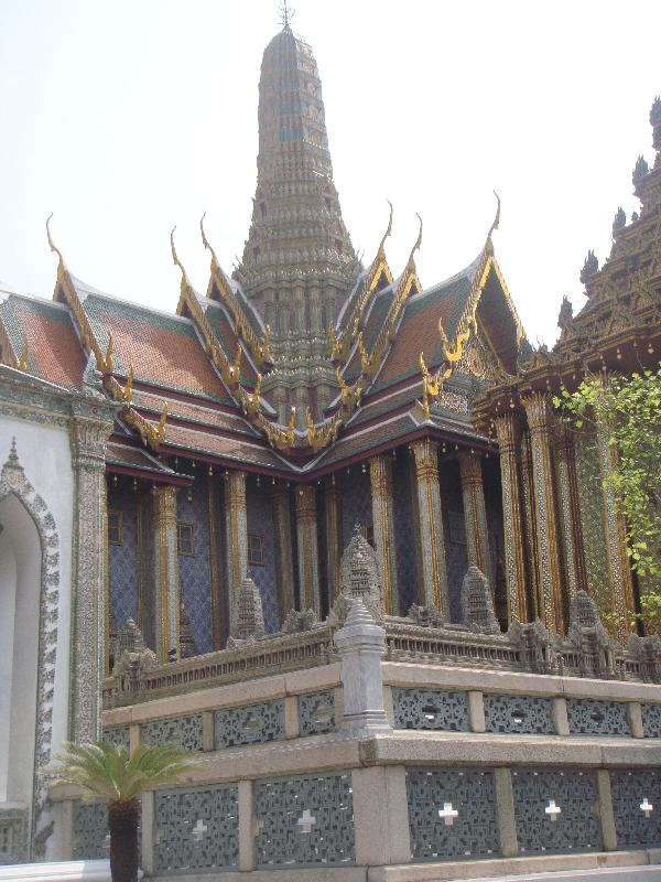 Pictures of Thai Temples in Bangkok, Thailand