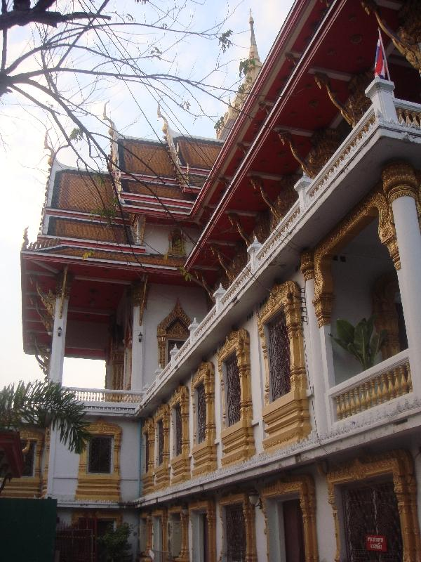Amazing temples in Chinatown, Thailand